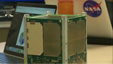 Tech Time: Students send time capsule into space