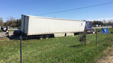2 dead, 1 critical after semitruck plows into stopped traffic on US 23