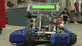 Students gear up for robotics showdown