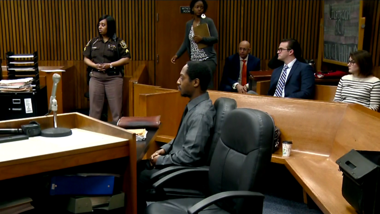 Trial begins for suspected serial rapist Ikeie Smith for sexual assaults across Metro Detroit