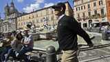 Harbaugh thanks Italy for hospitality during Rome trip