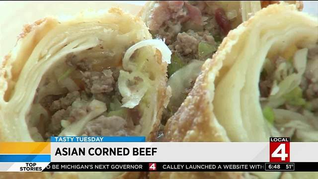 Tasty Tuesday: Asian Corned Beef