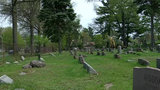 Dozens of headstones damaged at cemetery in Dearborn