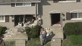 SUV crashes into wall of townhouse in Pontiac