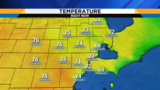Metro Detroit weather: Balmy Wednesday