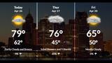 Metro Detroit weather: Warm Wednesday
