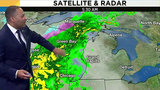 Metro Detroit weather: Showers, thunderstorms possible today