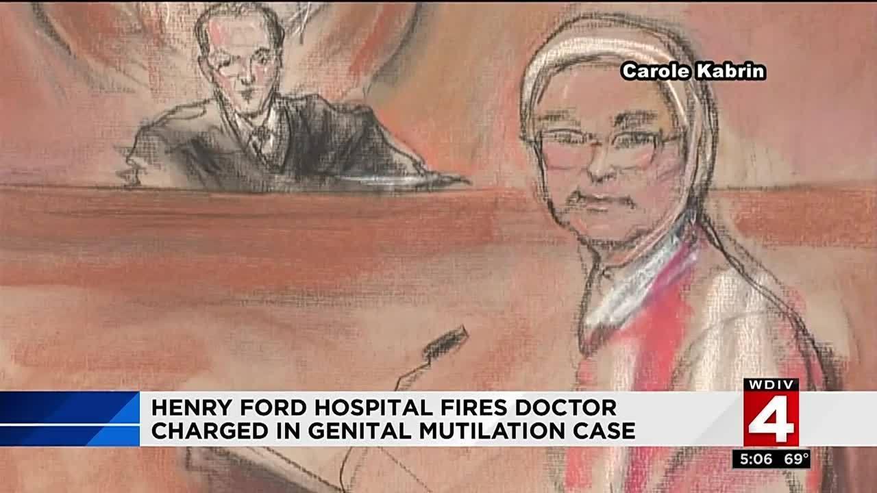 Dr  Jumana Nagarwala fired by Henry Ford amid female genital