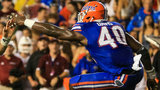 Detroit Lions select LB Jarrad Davis with No. 21 overall pick in 2017 NFL draft