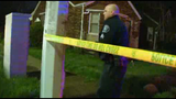 Burned body found at house fire scene on Detroit's east side
