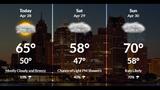 Metro Detroit weather: Cooler, more seasonable Friday in Detroit