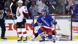 Rangers top Senators, 4-1, in Game 3