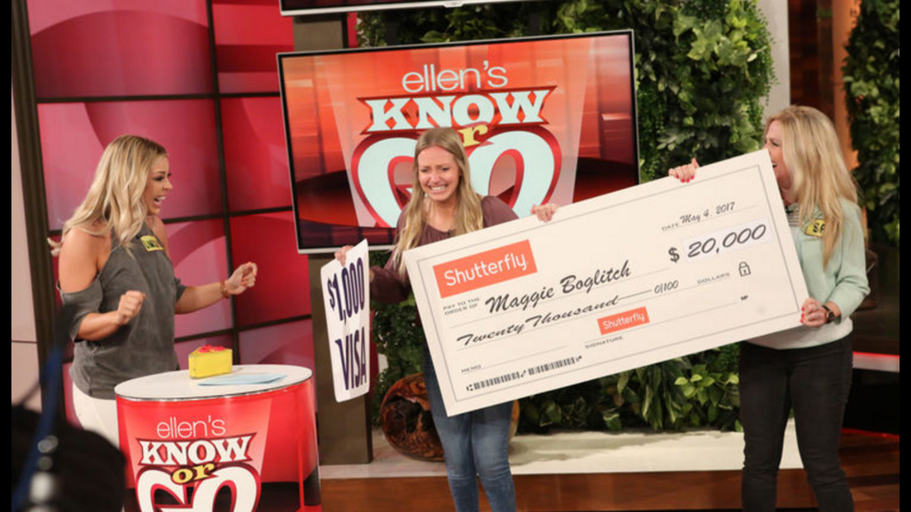 Nurse Who Works In Detroit Gets $20,000 On Ellen Show