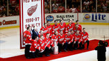 6 Detroit Red Wings teams make NHL's top 50 'Greatest Teams' list