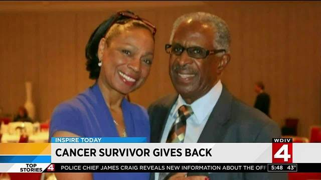 Inspire Today: 77-year-old man beats cancer twice