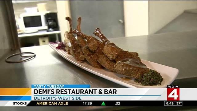 Tasty Tuesday: Demi's Restaurant and Bar