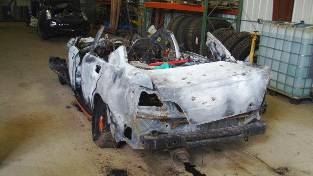 Livingston County deadly car crash mangled car from back_1494448862520.JPG