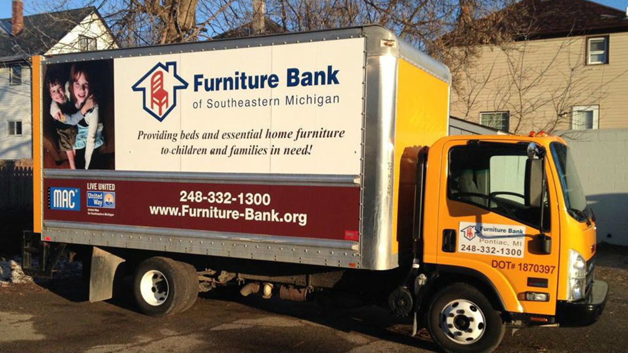 Donate furniture the furniture bank of southeastern for Furniture bank