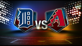 Godley pitches Diamondbacks to 7-1 victory over Tigers