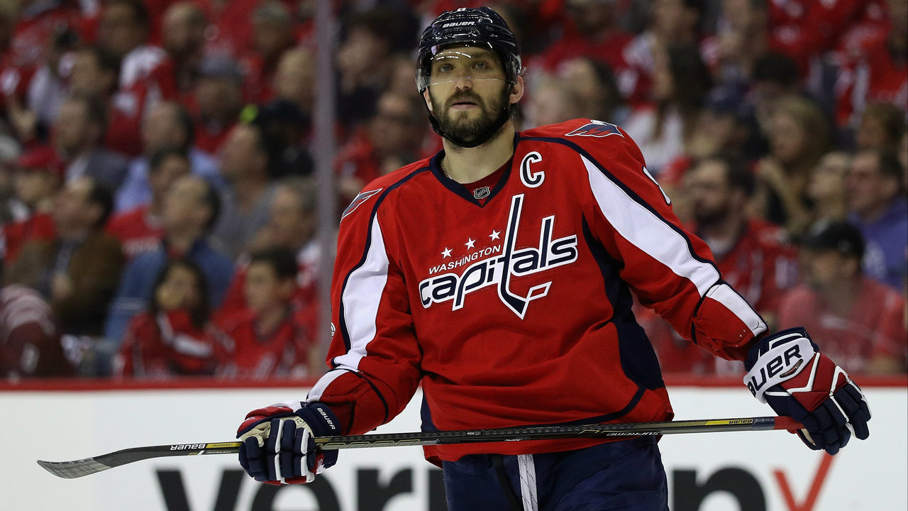 Alex Ovechkin is one win away from carving his name into history at the  peak of his incredible hockey career. With a 3-1 lead in the Stanley Cup  Final and a ... cace533032a3
