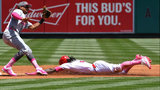 Trout, Meyer propel Angels past Verlander, Tigers