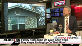 Jason Carr Live: Dog on roof alarms passerbys, spikestrips, giant spiders