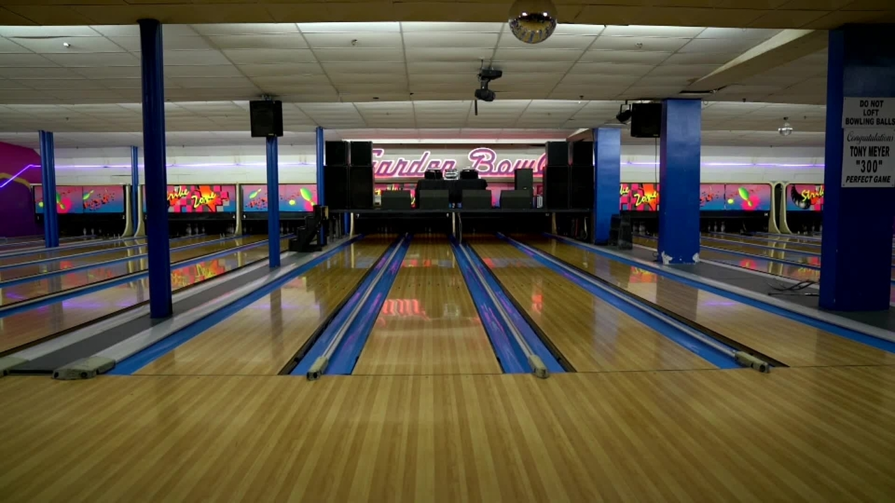 Oldest commercial bowling alley in US still going strong in