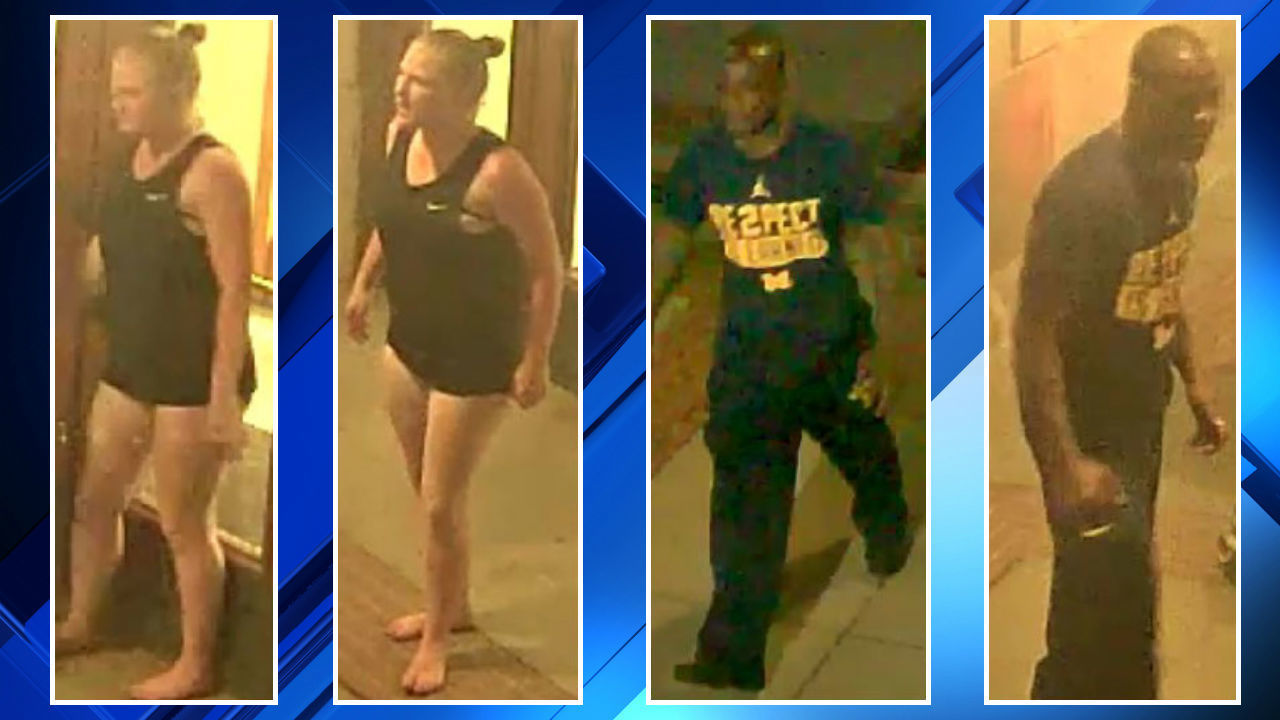 4 wanted in violent attack on University of Michigan student, bicyclist on campus