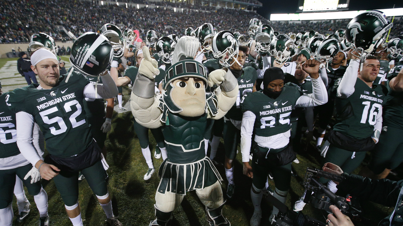 Michigan State Announces Nonconference Football Schedule