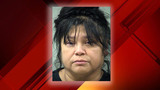 KSAT: Woman accused of beating boyfriend, trying to cut off his testicles