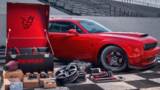 For $1, you can add more muscle to Dodge's newest muscle car