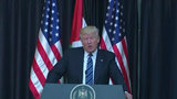 President Trump calls terrorists 'losers' after Manchester attack