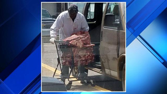 Warren Food Market meat handling issues