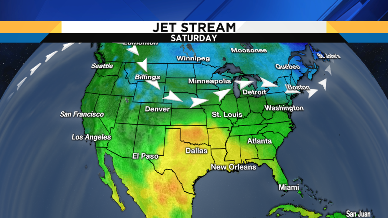 Metro Detroit Weather Forecast Rain Is Back - Saturday us weather map