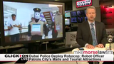 Jason Carr Live: Robocop deployed, 11-year-old cites Geneva Convention,&hellip&#x3b;