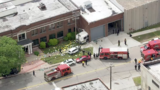 DDOT bus plows through brick wall of building on Detroit's west side