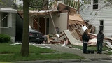 Stolen furnace to blame for house explosion on Detroit's west side