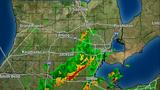 SE Michigan under severe thunderstorm watch until 8 p.m. Sunday