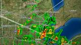 SE Michigan under severe thunderstorm watch until 8 p.m. Sunday