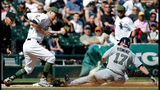 Gonzalez pitches White Sox past Tigers