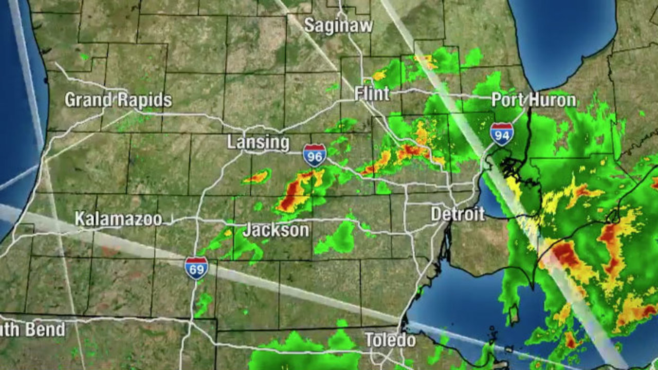 SE Michigan severe thunderstorm watches, warnings expire