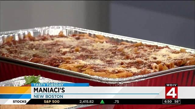 Tasty Tuesday: Maniaci's