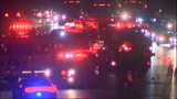 WB lanes of I-94 closed in Ypsilanti after deadly crash involving fire truck