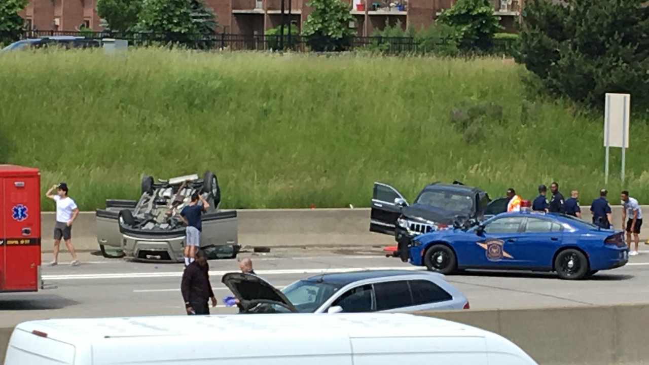 Car Accident Last Night Michigan