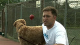 Detroit Lions punter Sam Martin gives back for dogs