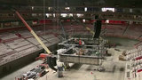 Worker dies after falling 75 feet off catwalk at Detroit's Little Caesars Arena
