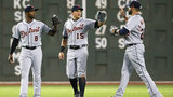 Upton's slam helps Tigers avert sweep&#x3b; win 8-3 over BoSox