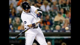 Cabrera's game-ending homer gives Tigers 5-3 win over Rays