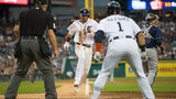 Castellanos lifts Tigers to rout of Rays