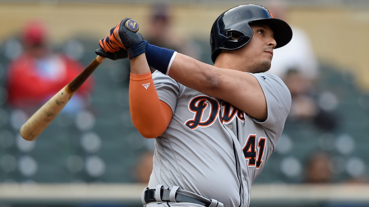 Victor Martinez in hospital for something 'more scary than...